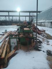 Станок горбыльно-перерабатывающий ГП-500-3,  Слуцк