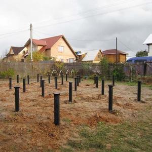 Свайно винтовой Фундамент установим в Слуцком районе