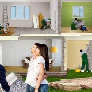 Строительство,  ремонт,  отделка,  все виды работ:в Слуцке