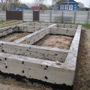Фундамент,  Подьем Домов,  Строим дома под ключ в Слуцке