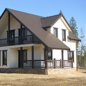 Производство и строительство каркасных домов. Слуцк