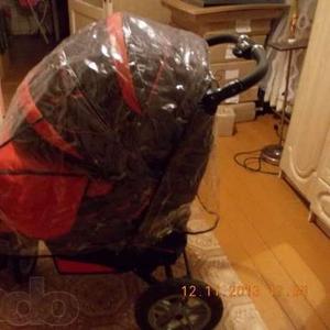 срочно!продам современную прогулочную коляску зима -лето