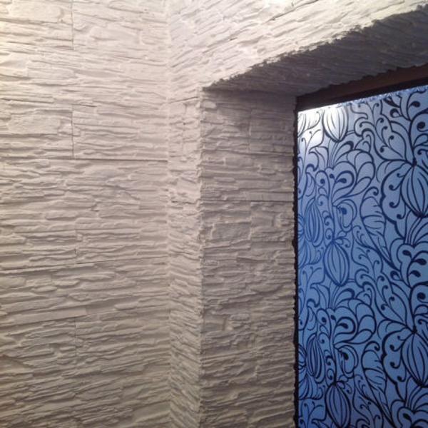 Отделка стен в Слуцке,  Солигорске (укладка плитки,  плиточные работы,  декоративный камень,  штукатурка,  шпатлёвка,  ламинат,  гипсокартон и т.д.) #ВнутренняяоделкаСлуцк 7