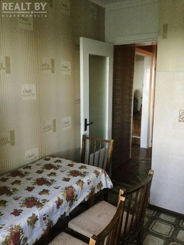 Продаётся квартира в Слуцке 14
