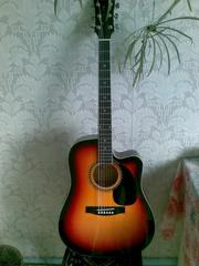 Продам классическую гитару для начинающи